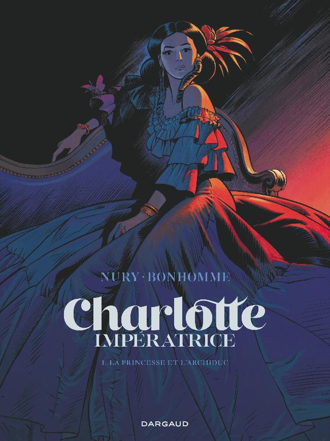 Expo «Charlotte Impératrice» de Fabien NURY et Matthieu BONHOMME
