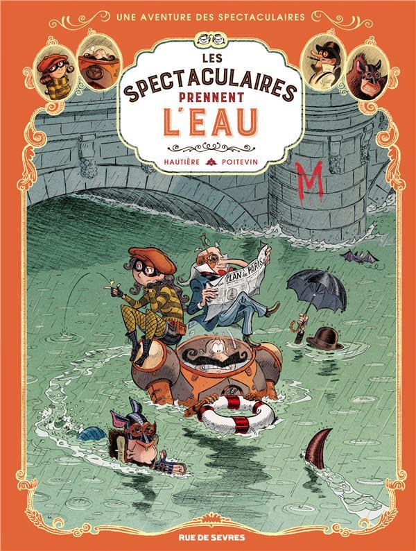 Expo «Les Spectaculaires» de Arnaud POITEVIN